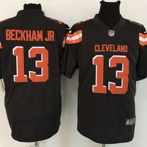 Men's Cleveland Browns 13 Odell Beckham Jr. jersey